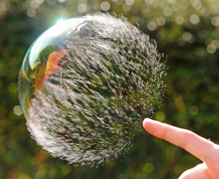 9 bulle de salon