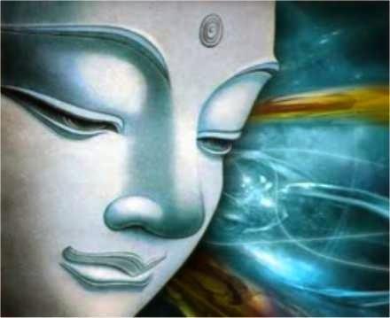 Bouddha cosmic