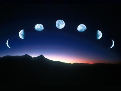 Course lune
