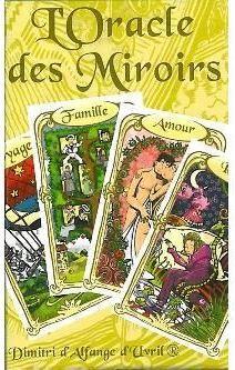L oracle des miroirs jeu 53 cartes avec livret