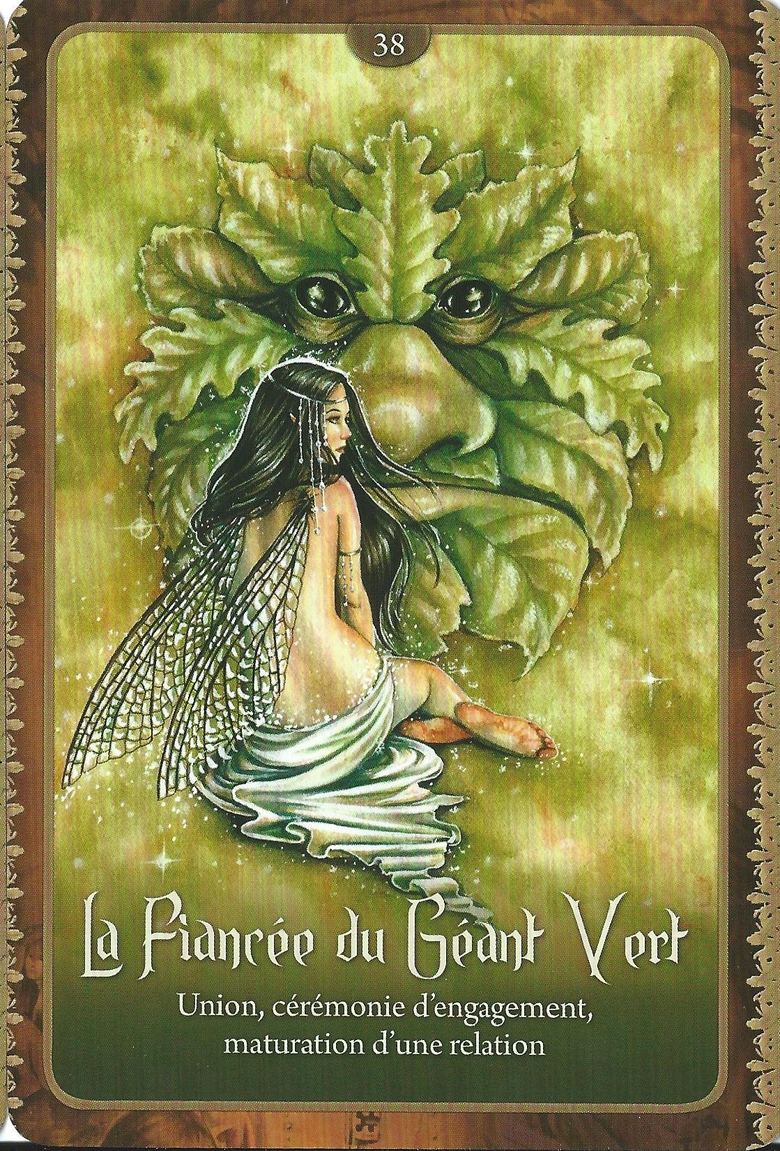 La fiancee du geant vert