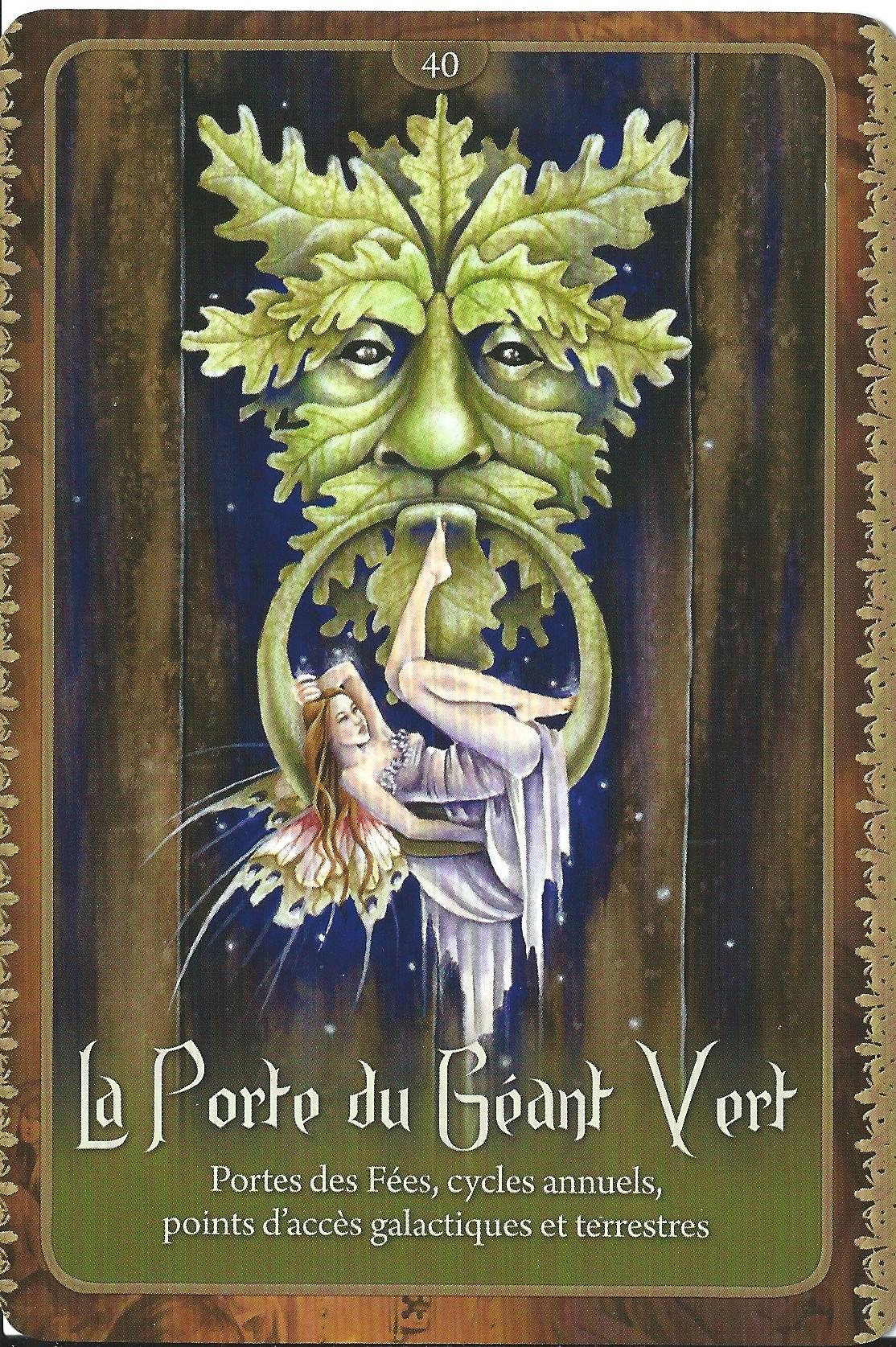 La porte du geant vert