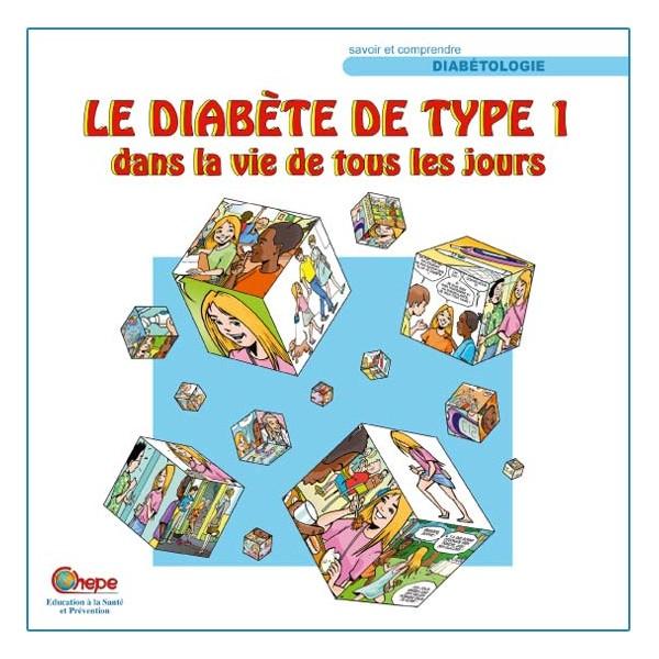 Le diabete de type 1 dans la vie de tous les jours