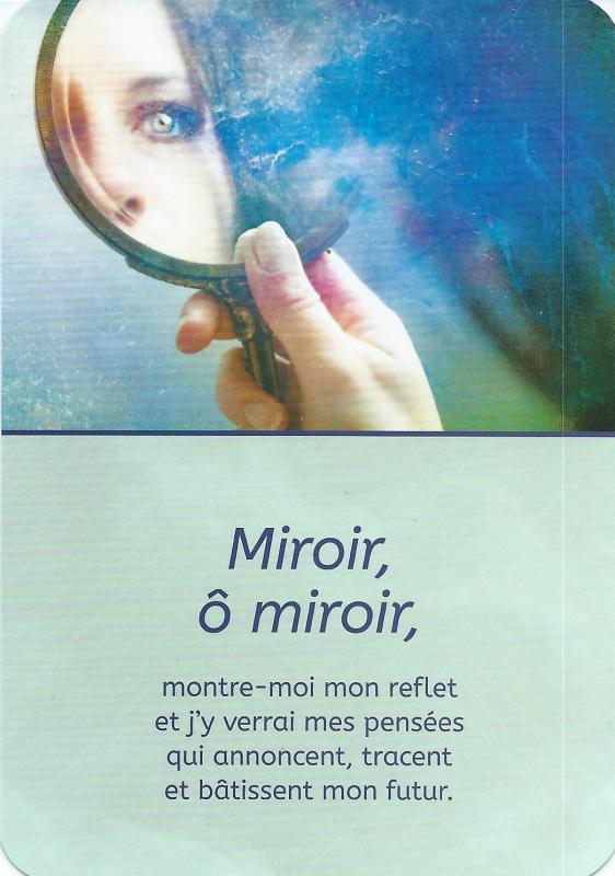 Miroir o miroir
