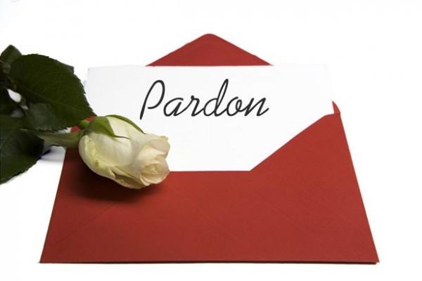 Pardon fleur lettre musulman productif 600x400